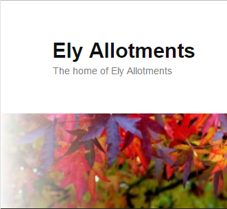 Ely Allotments website