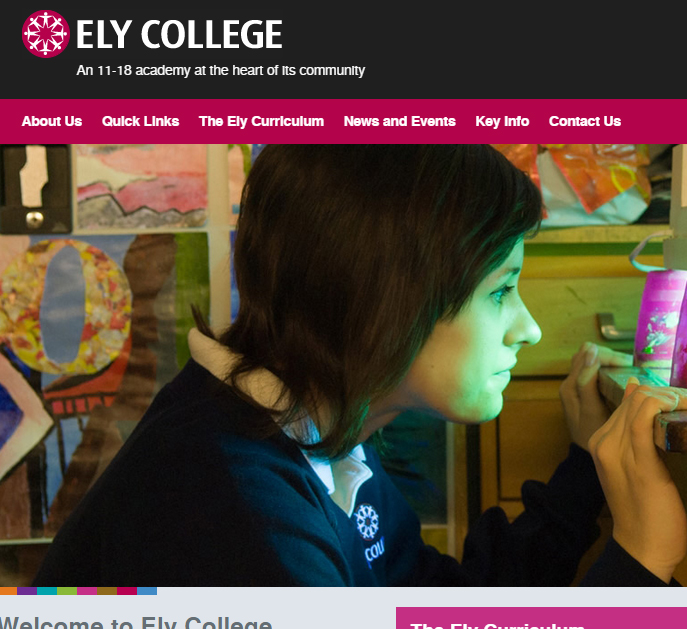Ely College Photo