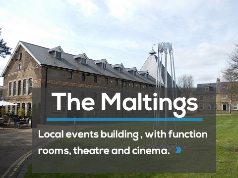The Maltings Feature Image