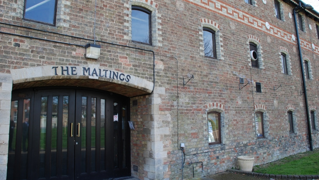 Ely Maltings entrance photo