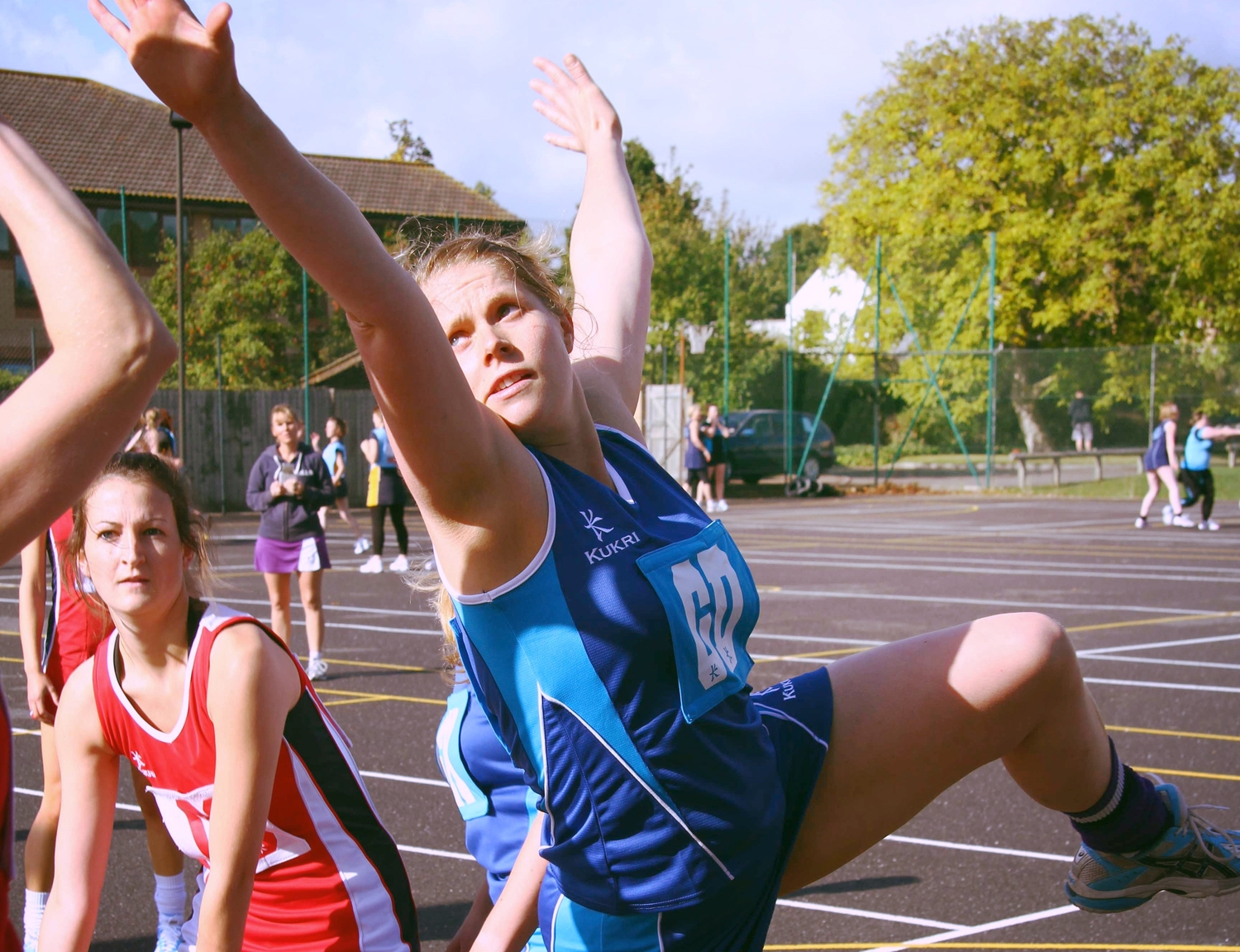 City of Ely Netball Photo