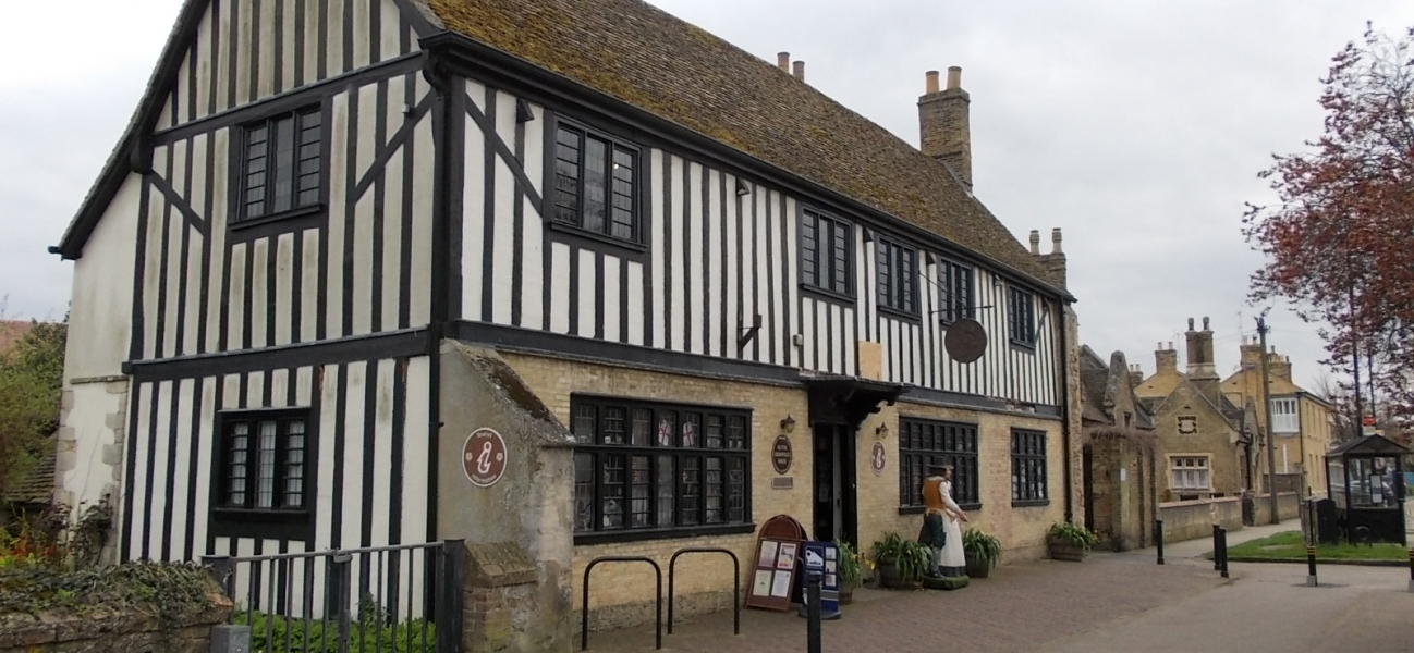 Oliver Cromwell's House photo